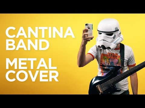 connectYoutube - STAR WARS - Cantina Band - (METAL/ROCK cover version)