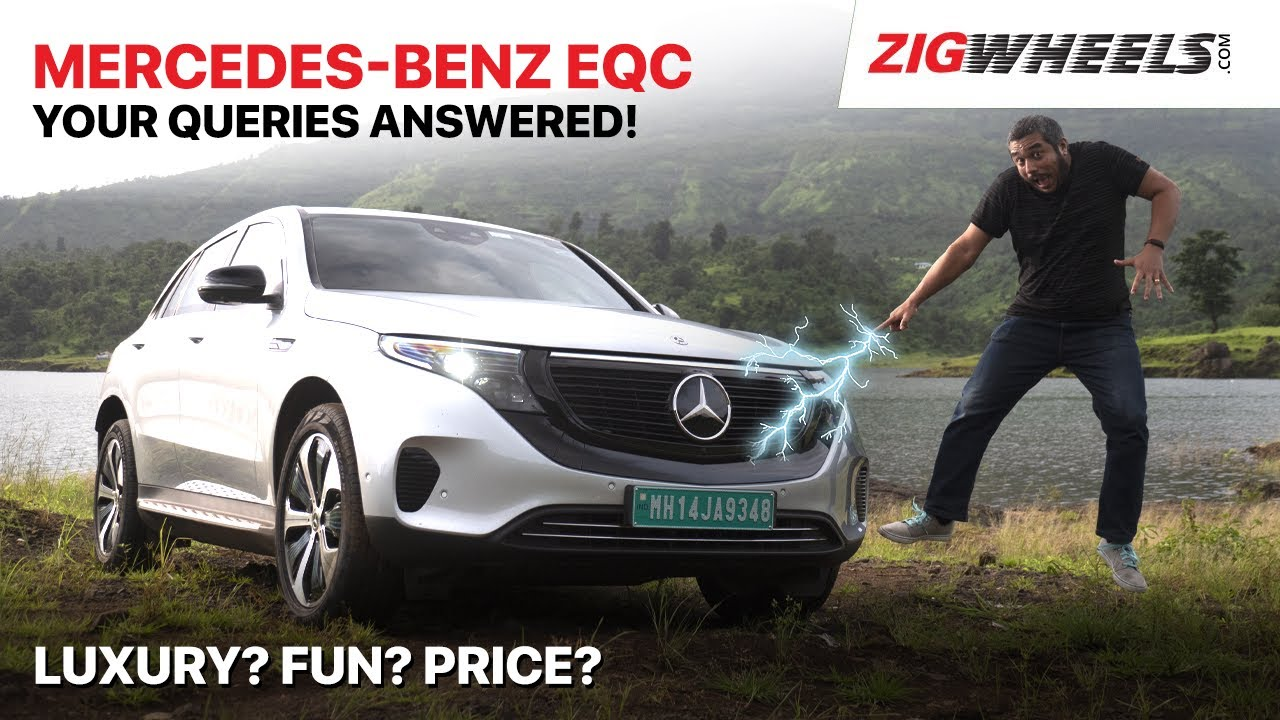 Mercedes-Benz EQC Electric | India's First Luxury Electric SUV | ZigWheels.com