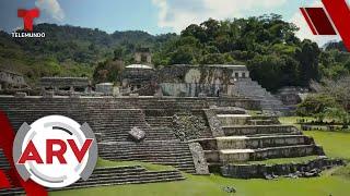 6 Misteriosas zonas arqueológicas en México que los turistas no conocen   Al Rojo Vivo   Telemundo