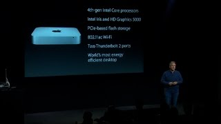 Check out the new Mac Mini