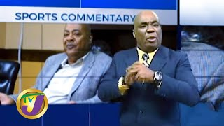 TVJ Sports Commentary - March 26 2020