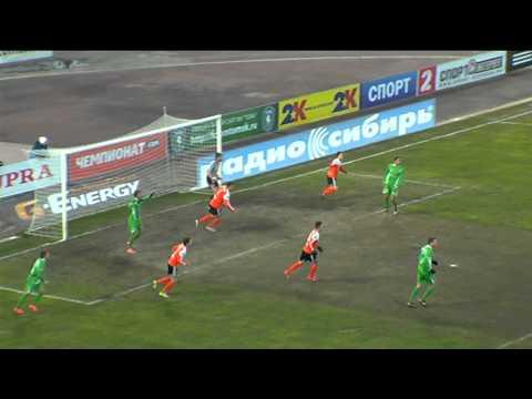Томь одержала уверенную победу над новокузнецкой командой «Металлург-Кузбасс»