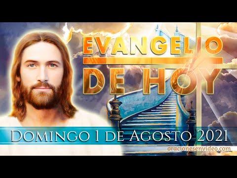 Evangelio de HOY. Domingo 1 de agosto 2021. ¿No es el hijo del carpintero