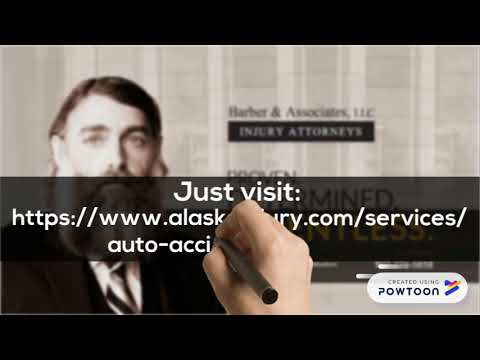 Auto Accident Lawyer in Alaska