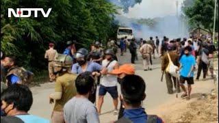 Assam Issues Advisory Against Travel To Mizoram - NDTV