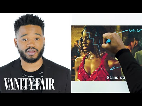 connectYoutube - Black Panther's Director Ryan Coogler Breaks Down a Fight Scene | Notes on a Scene | Vanity Fair