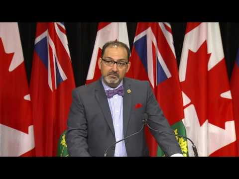 Video: Ontario cancels plans for more green energy