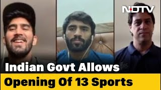 Vijender Singh Says There Was No Hurry To Open Sports Complexes, Stadiums - NDTV