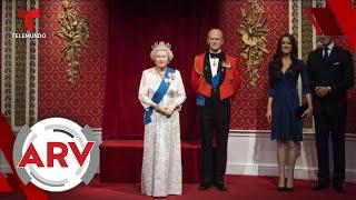 Príncipe Harry y Meghan Markle: Museo Madame separa sus figuras de la familia real   Telemundo
