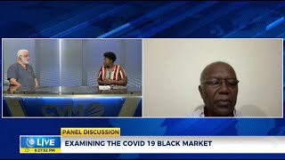 Examining the COVID-19 Black Market in Jamaica | Panel Discussion | CVMTV