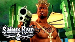 Saints Row 2 (PC) - Gameplay Walkthrough - Final Mission: ...And A Better Life (Ending)