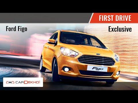 2015 Exclusive First Drive| Ford Figo | CarDekho.com
