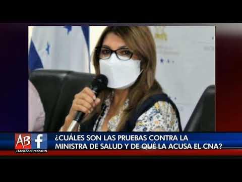 CNA denuncia a ministra de Salud por favorecer con plazas laborales a familiares