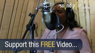 Lauten Oceanus LT-381 on Female Jazz Vocals