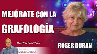 CONÓCETE A TRAVÉS DE LA GRAFOLOGÍA, con Roser Duran ???? AlexcomunicaTV