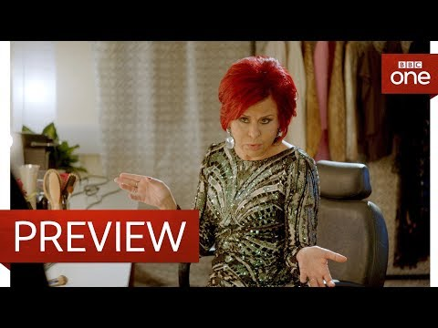 Sharon Osbourne struggles with the X Factor rules - Tracey Breaks the News - BBC One