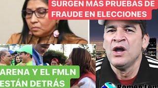 #NuevasIdeas en ALERTA POR NUEVOS AUDIOS QUE INDICAN E#FRAUDE en el Tribunal Supremo Electoral.