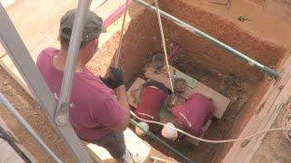 Casi 150 cuerpos de fusilados podrán exhumarse de la fosa 111 en Paterna