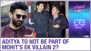 Aditya Roy Kapur to not be a part of Mohit Suri's upcoming movie Ek Villain 2? - ZOOMDEKHO