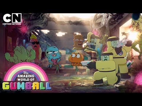 The Amazing World of Gumball | The Vegging Preview | Cartoon Network