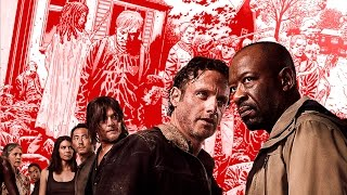 8 Walking Dead Key Moments Compared to The Comics - SPOILERS!