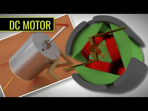connectYoutube - DC Motor - 3 Coil, How it works ?