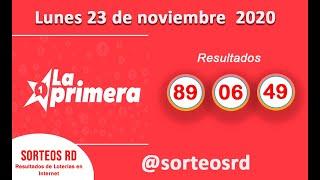 La Primera en VIVO / Domingo 22 de noviembre 2020