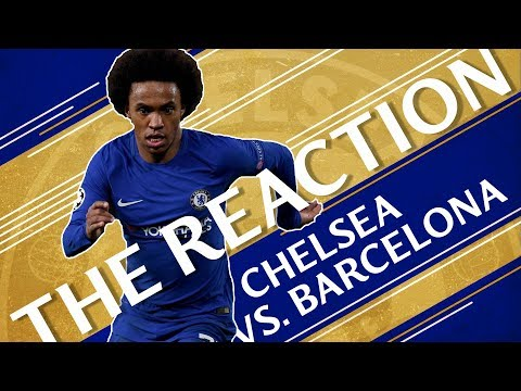 Chelsea 1-1 Barcelona | World Class Willian & Chelsea Legends Gudjohnsen & Ballack On Barca Tactics