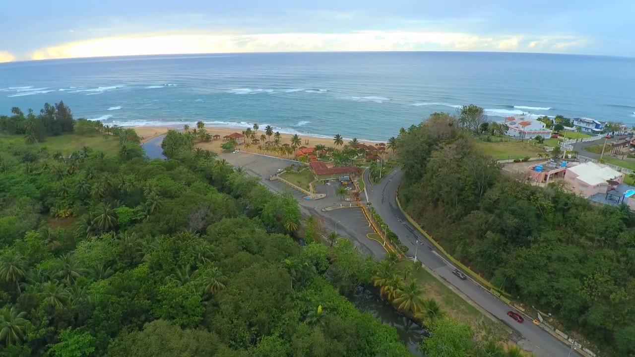 Aguada coast line...Puerto Rico