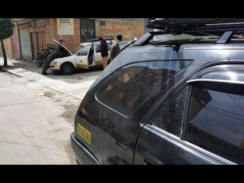 Se activó la búsqueda de los autos robados