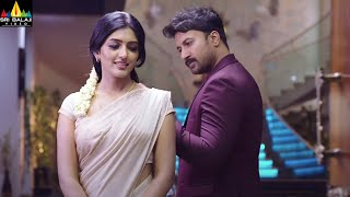 Ragala 24 Gantallo Movie Scenes | Satyadev with Eesha Rebba | Latest Telugu Scenes @SriBalajiMovies - SRIBALAJIMOVIES