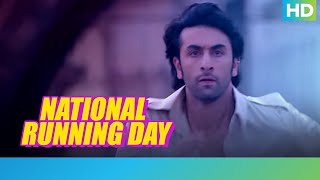 National Running Day | Watch Bollywood Hits Only On #ErosNow - EROSENTERTAINMENT