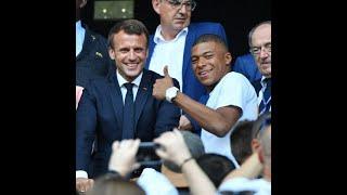 Kylian Mbappé, chouchou d'Emmanuel Macron: dîners secrets à l'Elysée