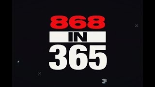 Crime  - 868 In 365 | 2019 Year In Review