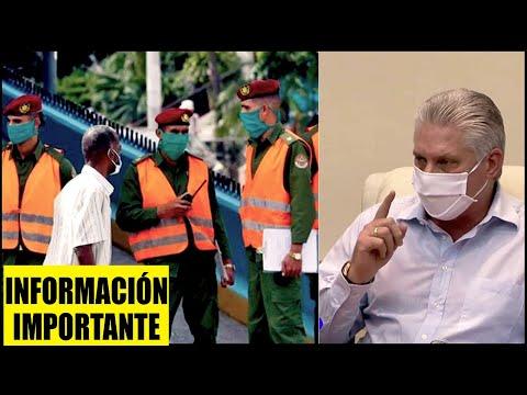 Se filtran MEDIDAS DE CIERRE TOTAL Y PLAN DE MILITARIZACION DE CUBA  ENTERATE de los DETALLES