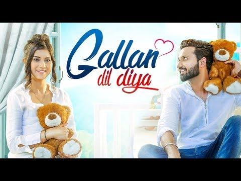 Gallan Dil Diya Lyrics