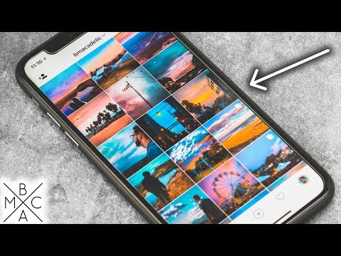 How To Start An AMAZING INSTAGRAM THEME & FEED! 📱