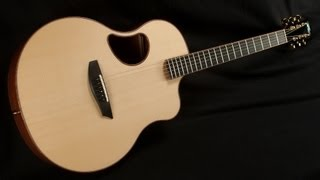 McPherson 3.0 XP Highly Figured Sapelle/Adirondack Guitar Demo