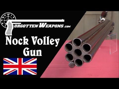 connectYoutube - Nock's Volley Gun: Clearing the Decks in the 1700s