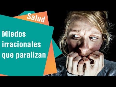 Miedos irracionales que paralizan | Salud