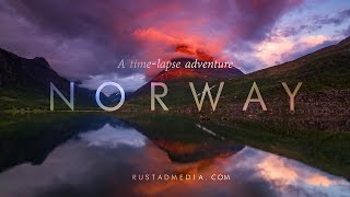 NORWAY A Time-Lapse Adventure