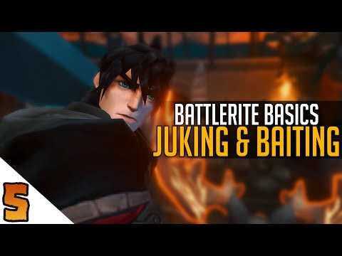 connectYoutube - Battlerite Basics: Juking and Baiting