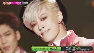 BOYFRIEND – WITCH, 보이프렌드 – 위치, Music Core 20141018