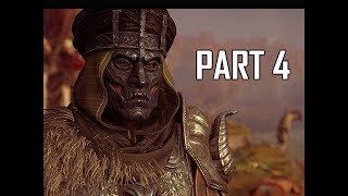 ASSASSIN'S CREED ODYSSEY Legacy of the First Blade Walkthrough Part 4 - Mind Games
