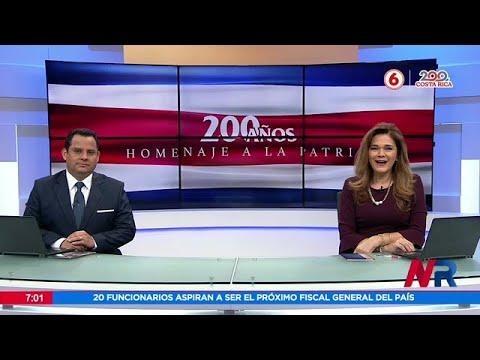 Noticias Repretel Estelar: Programa del 06 de Septiembre del 2021