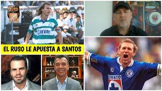 Héctor Adomaitis, campeón con CRUZ AZUL y SANTOS, se inclina por los de Almada   Futbol Center