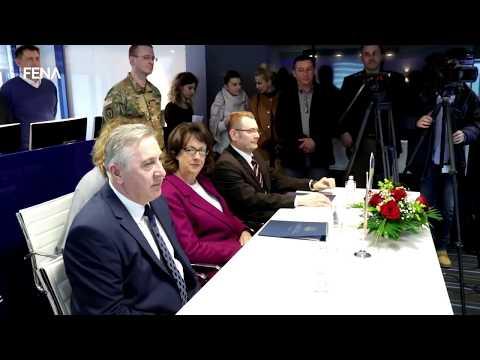Vlada SAD pomaže uspostavu sistema Sava FFWS / FENA