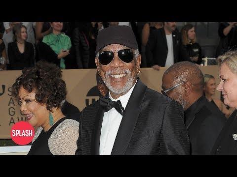 Morgan Freeman Receives Lifetime Achievement Award | Daily Celebrity News | Splash TV