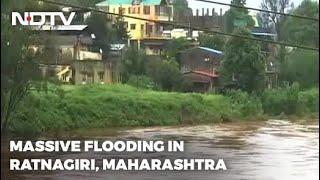 Maharashtra: Konkan Region Hit By Heavy Overnight Rain - NDTV