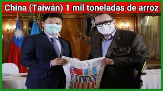 Giammattei participa en Cooperación entre el Gobierno de la República de Guatemala y China (Taiwán)